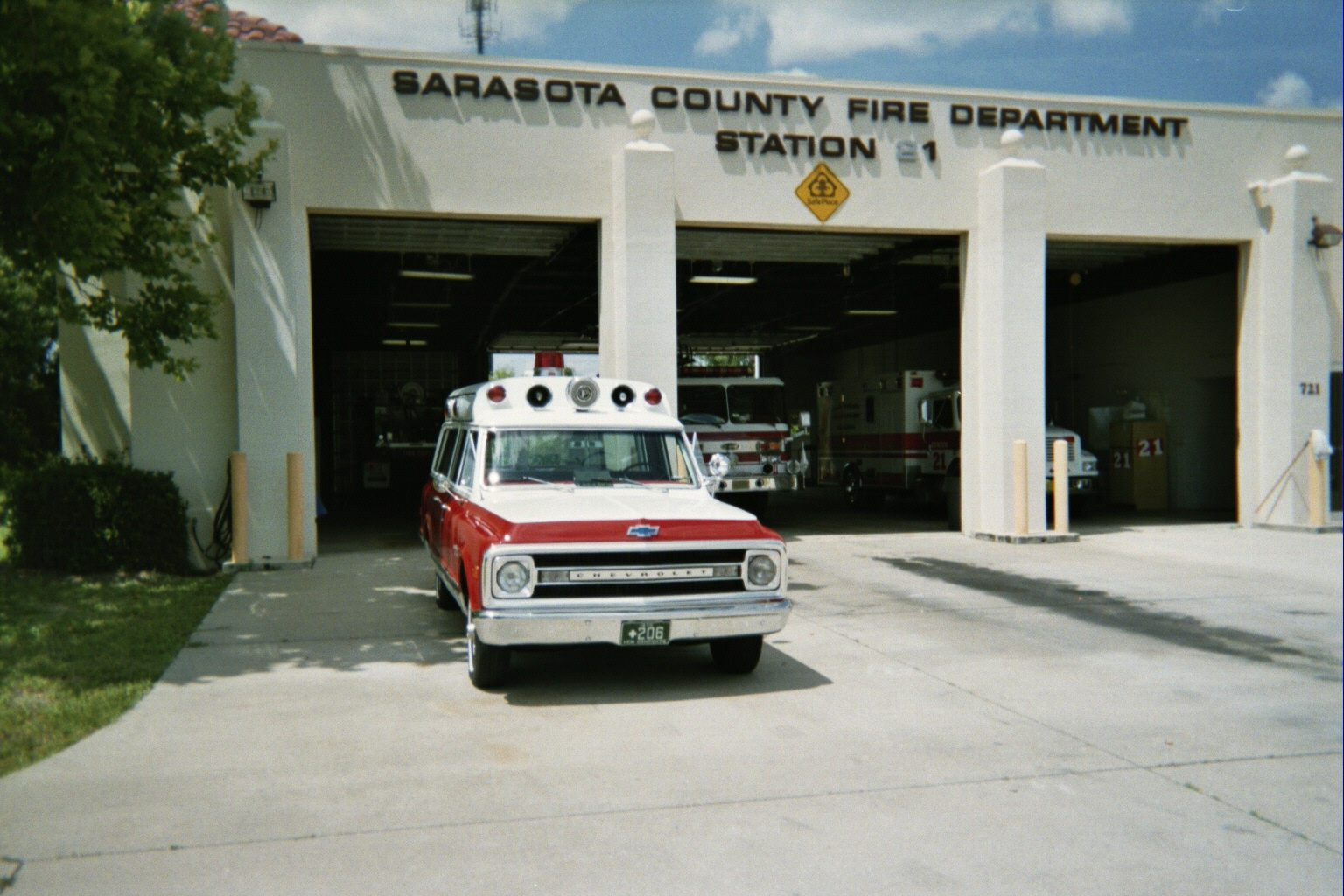 Station 31 is now Station 21